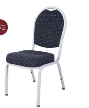 Banket Sandalyesi Aluminyum