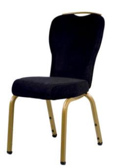Banket Sandalyesi Aluminyum Esnek Sirtli