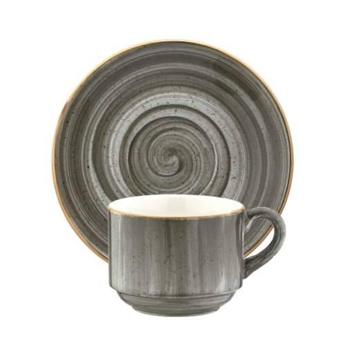 Space Gourmet Coffee Cup&Saucer